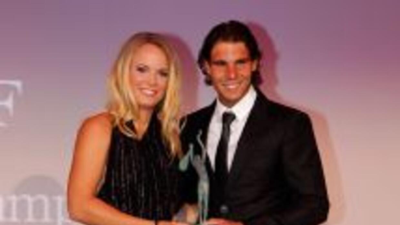 El tercer Grand Slam del año, Wimbledon, a punto de arrancar y Wozniacki...