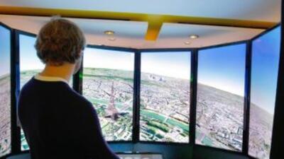 Google Earth regresa a joven a su pueblo natal
