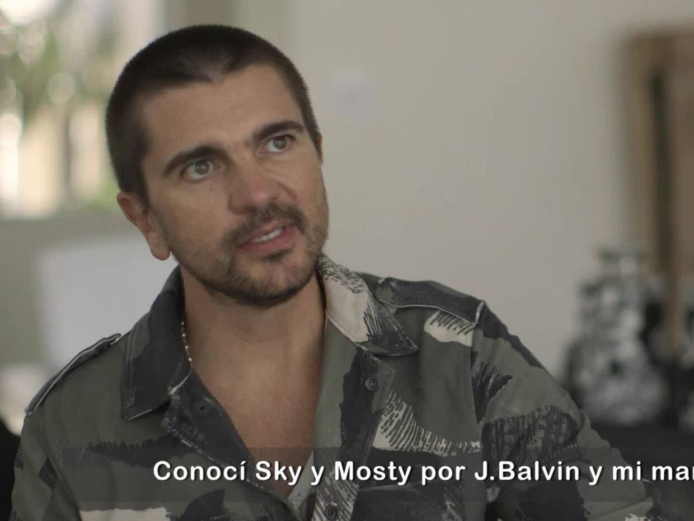 Behind the Scenes: Así se grabó el nuevo disco de Juanes 'Mis planes son...