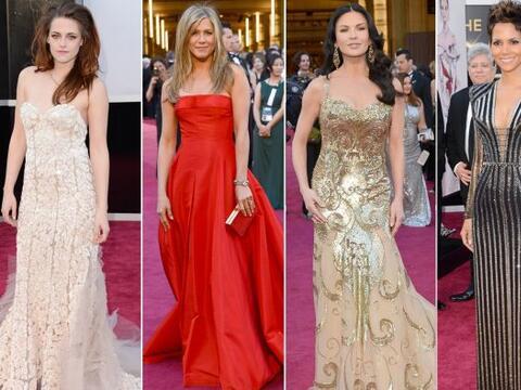 Estas celebridades se encargaron de engalanar la alfombra roja con sus a...