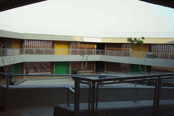 El centro, al igual que los otros construidos en las ciudades de Altos d...