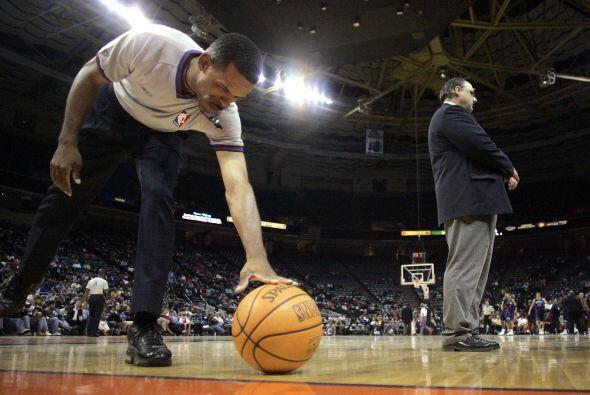 En el 2011 la NBA vivió un paro laboral de los basquetbolistas por las c...