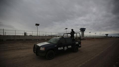 Penal del Altiplano, en México