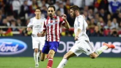 Juanfan felicitó al Real Madrid.