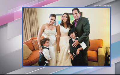 Olga Tañón pide oraciones para su hija