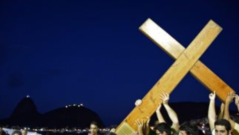 Los organizadores de la JMJ Río 2013 esperan 1.5 millón de peregrinos al...