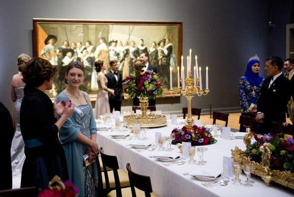 En sus muros se pueden ver otros tesoros del Siglo de Oro holandés como...