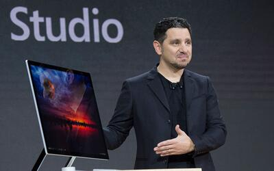 Microsoft Surface Studio: la computadora que reta a Apple