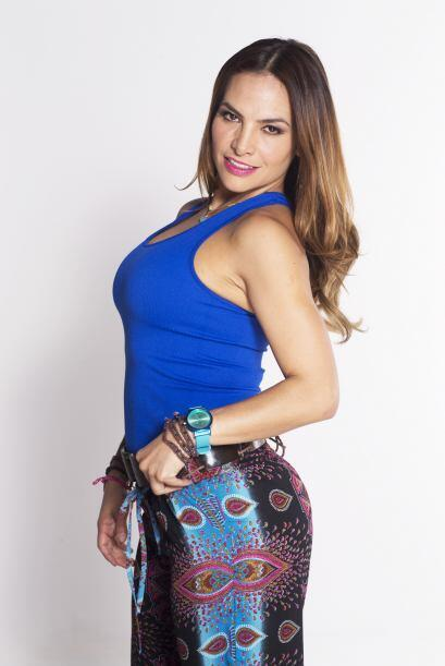 La mejor amiga y confidente de Ana será Fabiola Campomanes. Jenni...