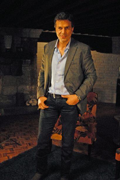 Agustín Arana está devuelta en las telenovelas.