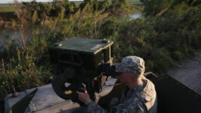 Se creará en la frontera con México una Fuerza Operativa Conjunta para e...