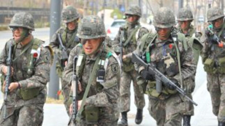 El régimen norcoreano hizo varias exigencias a Seúl y Washington a cambi...