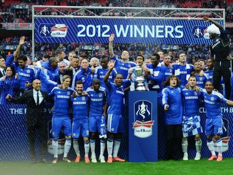 El Chelsea logró su séptima FA Cup luego de ganarle 2 a 1...