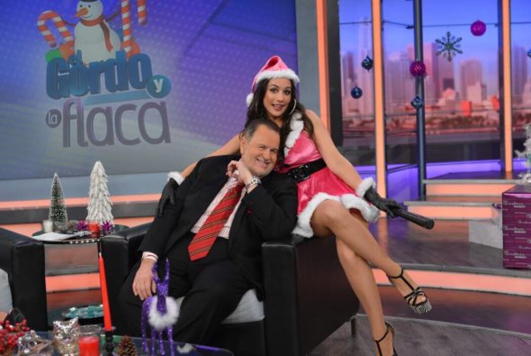 """La """"Sexcurity"""" apapachó a Raúl de Molina en estas fechas."""
