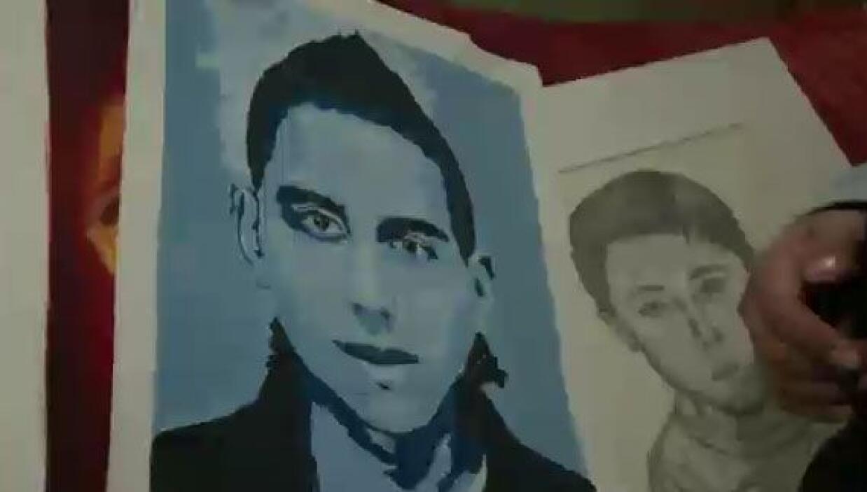 Familiares de Ismael Jiménez rezan desesperados por saber de su estado y...
