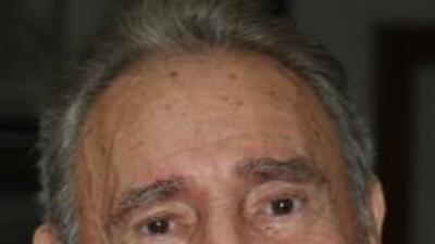 El expresidente cubanoFidel Castro.