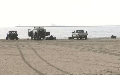 La Policía de Long Beach investiga el hallazgo de dos cuerpos, de...