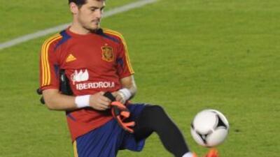 Iker Casillas volvió a ser elegido Mejor Portero del Mundo.