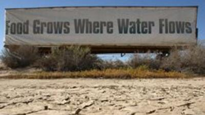 Legislatura de California aprobo paquete para resolver problemas de agua...