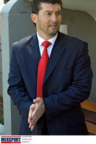 José Manuel de la Torre recibió de Javier Aguirre la selección mexicana....