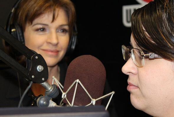La mamá de Azarah conversa con Helen Aguirre Ferré. A medida que usted c...