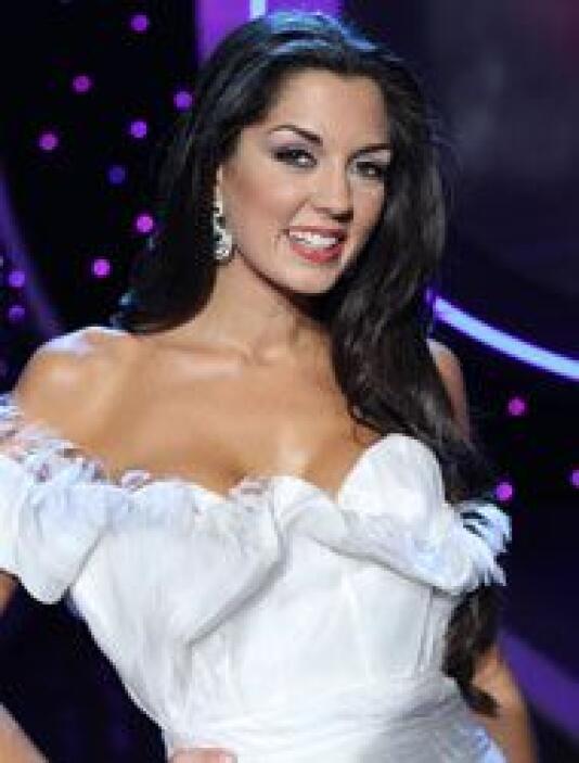 Agostina Fusari es conductora de un canal de deportes.