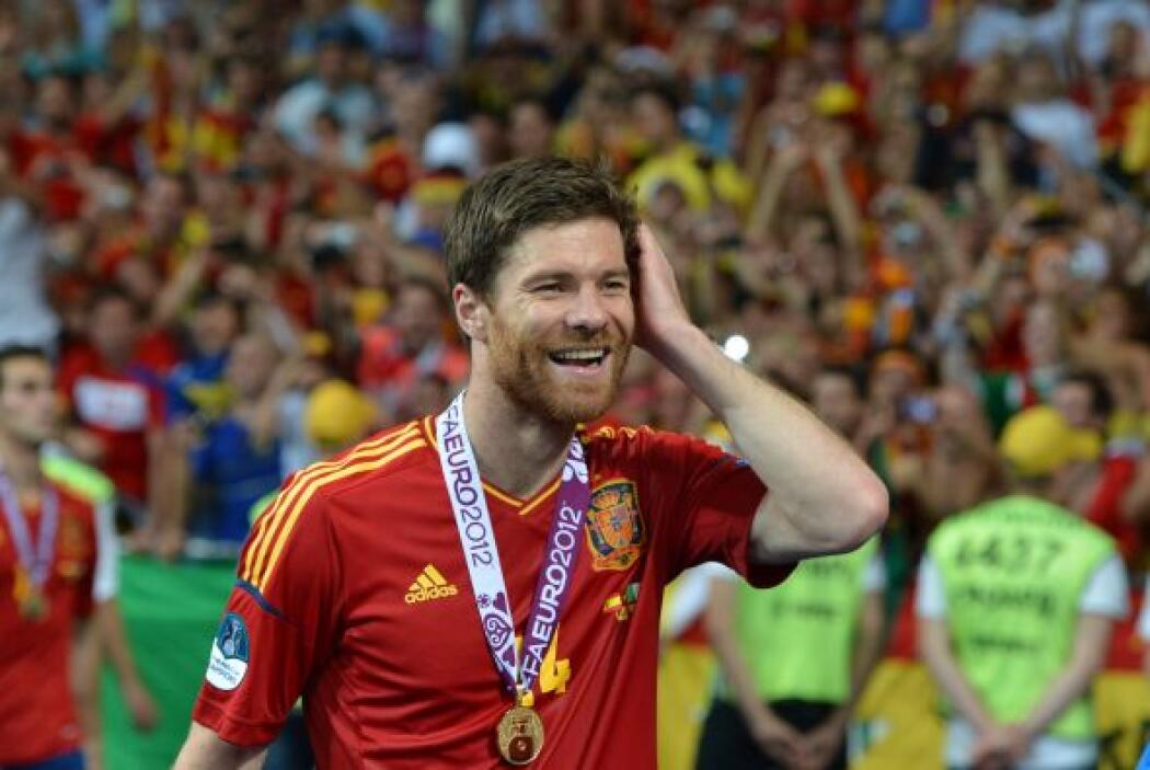 Xabi Alonso: El forjado contención del Real Madrid y de 'La Roja'fue uno...