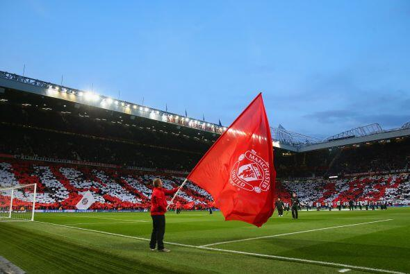 Old Traffors recibiría al Manchester United ante el actual campe&...
