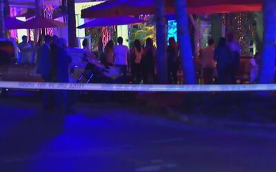 Amenaza de bomba alertó a ciudadanos que compartían en un club nocturno...