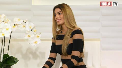 Ariadna Gutiérrez dice que ningún hombre se le acerca