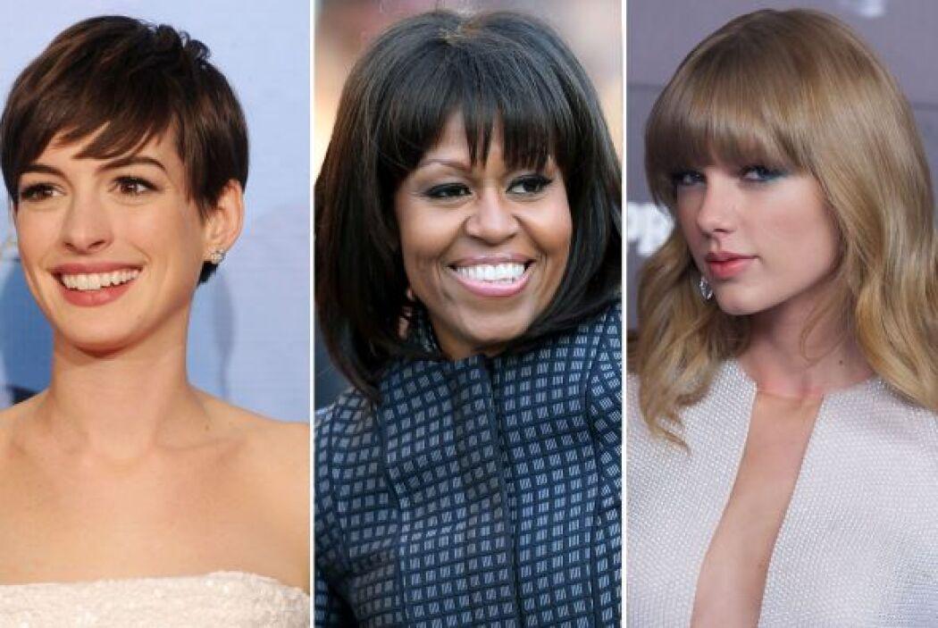 Las famosas ya comenzaron a marcar tendencia con estos estilos que pecan...