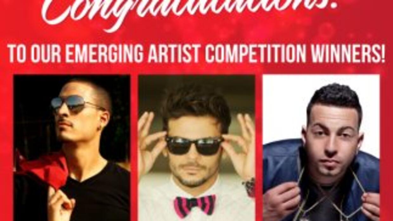 Uforia Music Festival Emerging Artists 2014