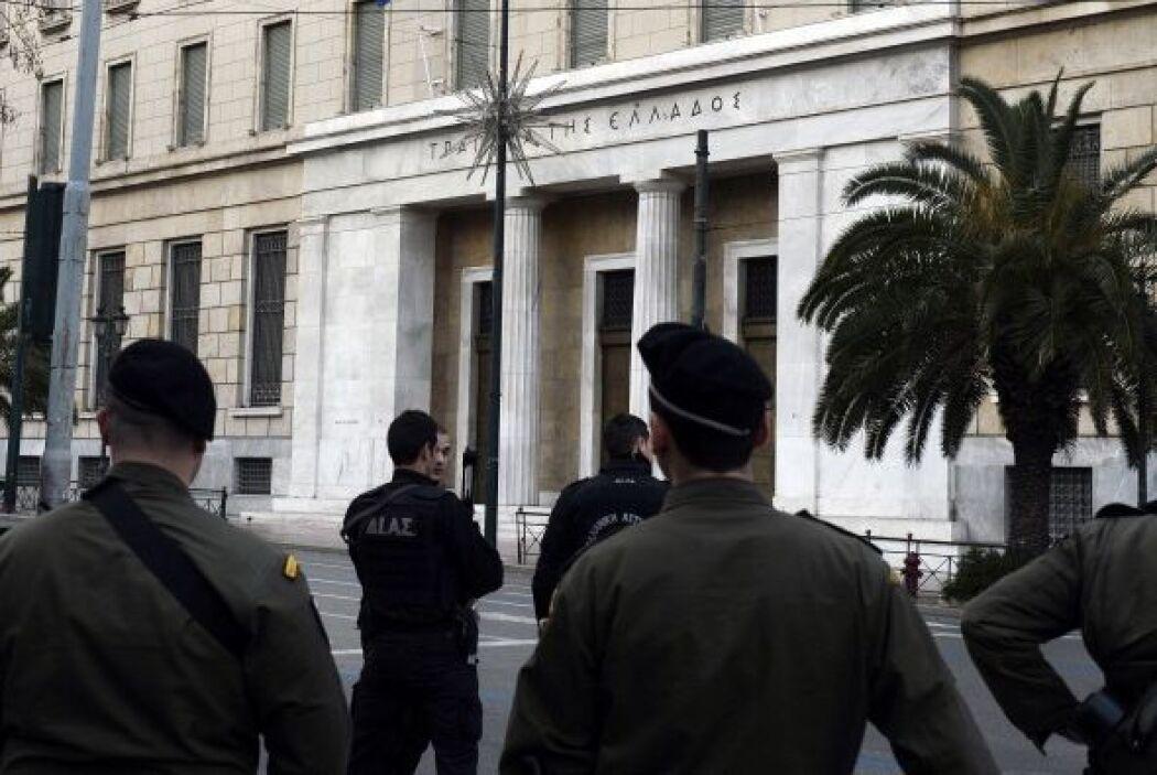 Según informó la Policía, la explosión se produjo a las 5:55 de la mañan...