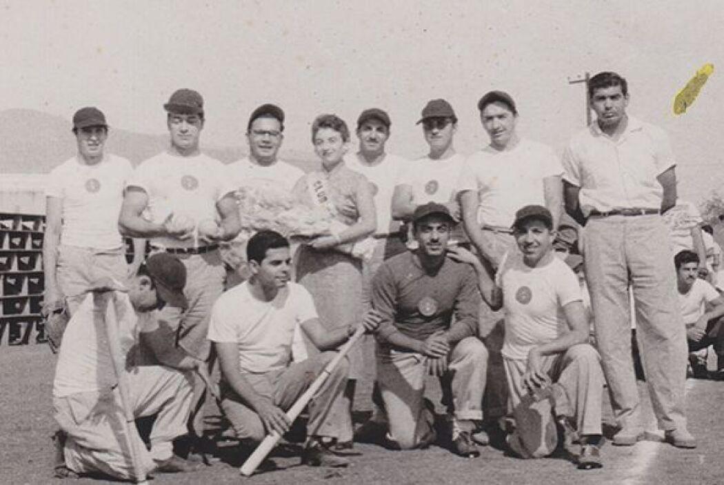 Otro deporte que le gustaba a Sulaimán fue el béisbol.