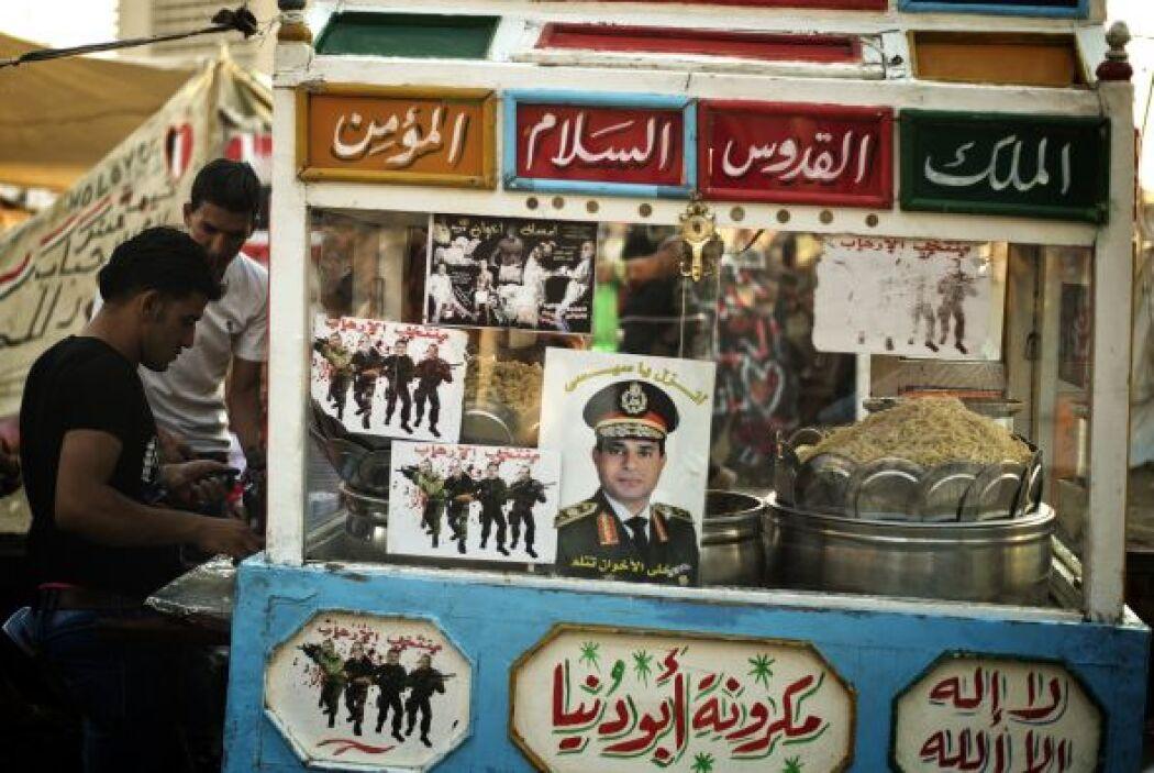 El 26 de junio, en un discurso a la nación, Mursi reconoce haber cometid...