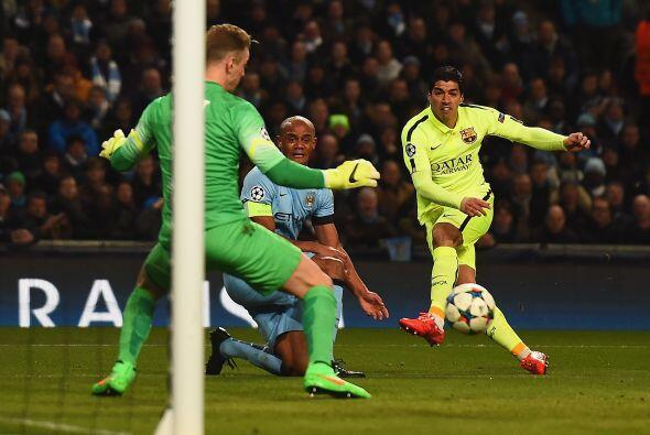 Barcelona reflejaba su dominio en el marcador y en el partido apenas pas...