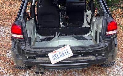 Volkswagen pospuso la recompra de esta modelo Golf TDI 2010 hasta que no...