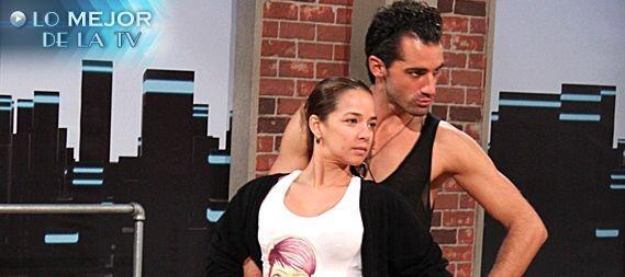 Y gracias a que hizo pareja con Adamari, Toni, el bailarín de &qu...