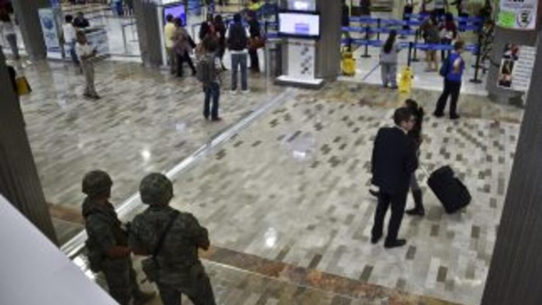 Aeropuerto Internacional de Ciudad de México. (Imagen de Archivo).
