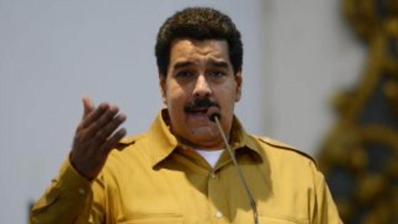 Maduro aseguró que se trató de un sabotaje por parte de la oposición pol...