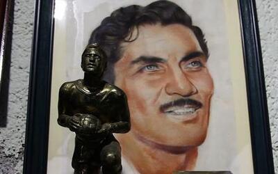 """Antonio """"La Tota"""" Carbajal leyenda de la Selección Mexicana"""