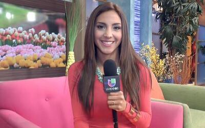 Gabirela Alvarez es mamá, esposa y amante del sushi