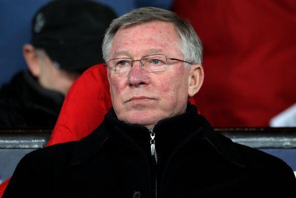 Los dirigidos por Sir Alex Ferguson tenían un difícil panorama, pues un...