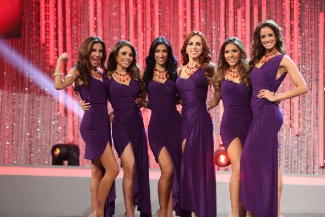 Aparte de María Delgado, el equipo de Alicia tenía que elegir a otra de...