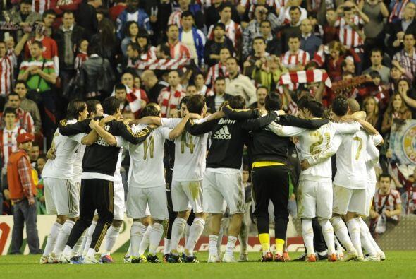 Fueron cuatro años en los que Real Madrid no pudo ganar una Liga español...