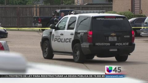 Disputa doméstica termina en tiroteo al SE de Houston