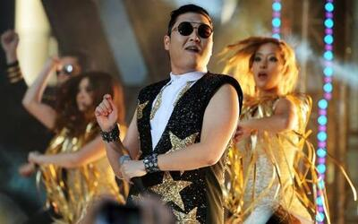 """Sólo cinco meses le bastaron a PSY, el creador de """"Gangnam Style"""", para..."""