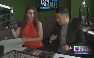 """""""En El Mix"""" con Danny Luna y Vanessa Abuchaibe - Lunes 4-12-16"""