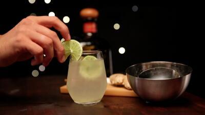 Margarita de la cosecha - El Recetario con #TwistLatino