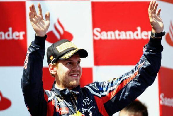 Vettel tendrá menos de una semana para celebrar su cuarta victoria.